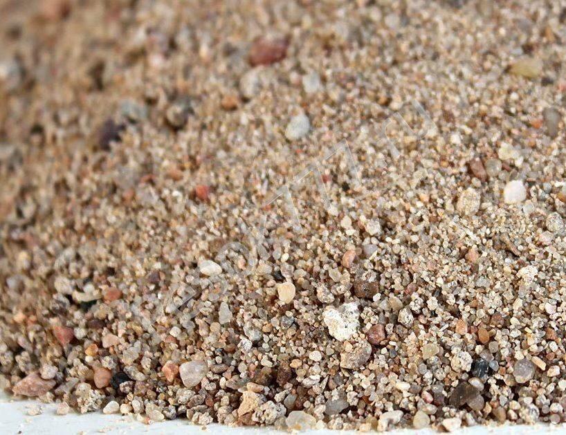 песчаный бетон