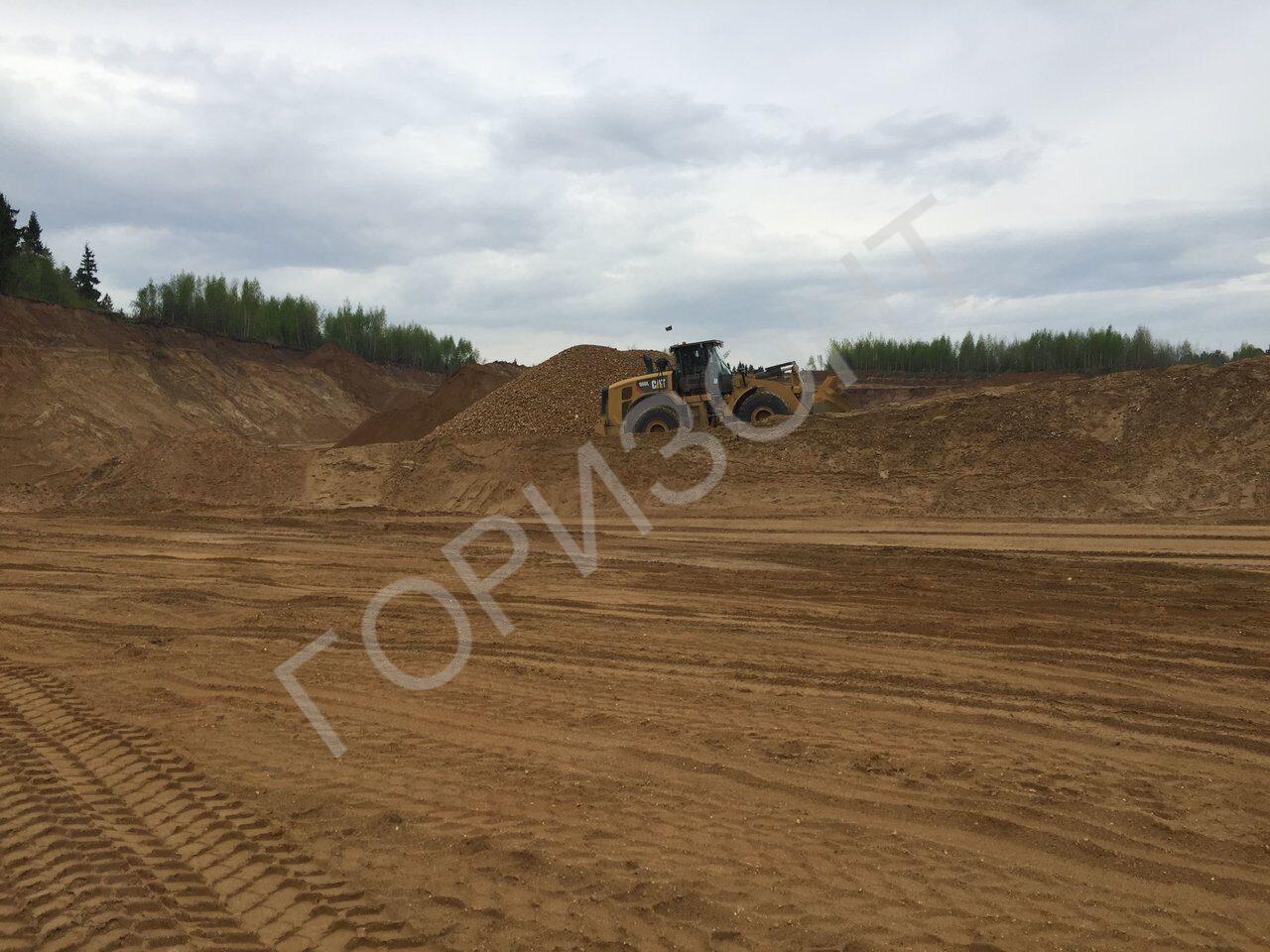 песок природный для строительных растворов средний цена