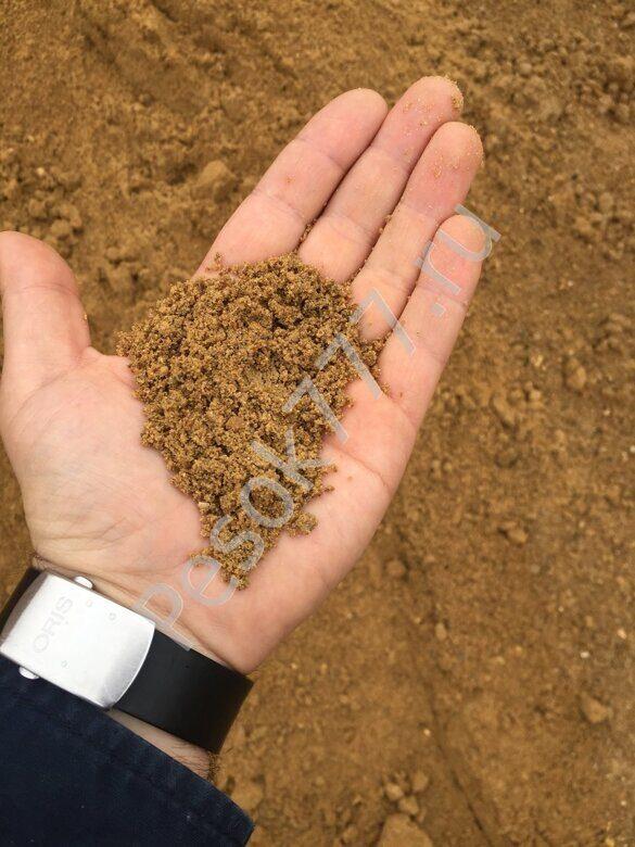 песок для строительных растворов гост